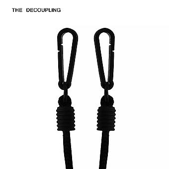 Adjustable Rope Masks Clip With Hanging Neck Design