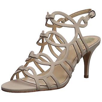 Vince Camuto Womens Petina Läder Öppen Tå Speciellt Tillfälle Ankle Strap Sandaler