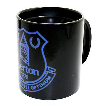 Everton FC officiële warmte wijzigen keramische mok