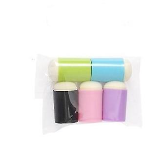 Painting Craft Set Paint Drawing Sponge Foam Finger Chalk Ink Applying Chalk