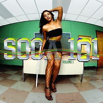 Soca 101 - Vol. 1-Soca 101 [CD] USA import