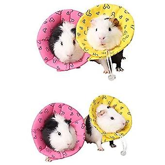 Hamster Rabbit Protection Cone Neck Recovery Collar - Small Animal Pets Elizabethan Collar Anti