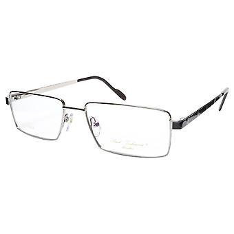 Paul Vosheront Eyeglasses Frame PV323 C2 Gold Plated Wood Italy 57-17-145 32