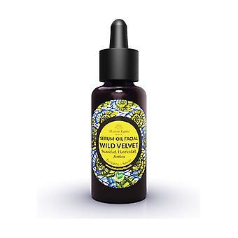 Wild velvet facial serum-oil 30 ml serum
