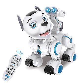 LE NENG TOYS K10 Intelligent Dog Remote Control Robot Dog Programmable Touch sense  RC Animals