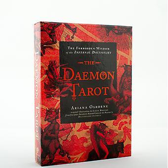 The Daemon Tarot (Boxed Set) 9781454906247
