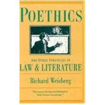Poëtica en andere strategieën van recht en literatuur door Richard H. Wei