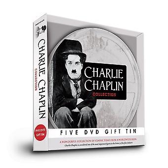 Charlie Chaplin - Film Reel Collection DVD