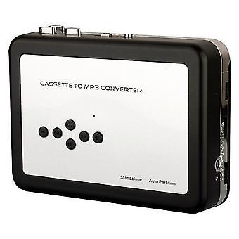 Kassett Mp3-spiller, capture til usb mp3 tape uten pc, omformer