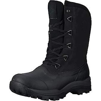 Muck Boots Arctic Outpost Mid-Height Lace-Up Leather & Rubber Men's Winter Boot