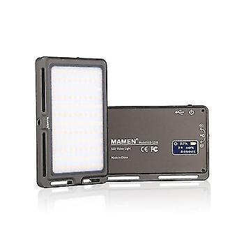 MAMEN LED-120B Ultra Tynd LED videolyslampe
