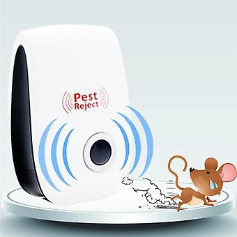 6 Pieces Of Ultrasonic Insect Repellent Insect Repellent, Mosquito, Mouse, Spider, Ant, Rat, Cockroach, Insect Repellent