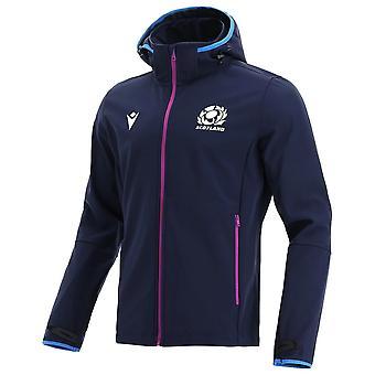 2021-2022 Écosse Softshell Jacket (Marine)