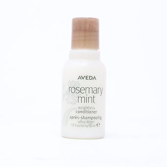 Aveda Rosemary Mint Gewichtloze Conditioner 1.7oz/50ml Nieuw