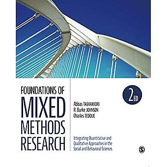 Foundations of Mixed Methods Research: Integrating Quantitative and� Qualitative Approaches in the Social and Behavioral Sciences