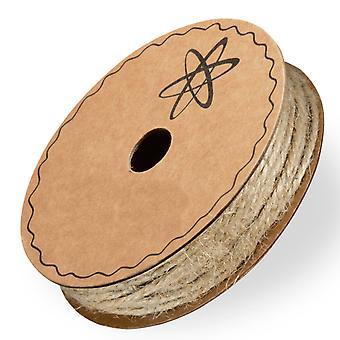 10m Naturel 2mm Jute Twine String pour l'artisanat (fr) Twine, Corde et Élastique pour l'artisanat