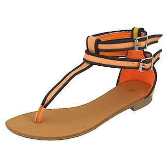 Mesdames Savannah Toe Post boucle sandales