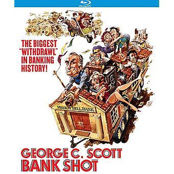 Bank Shot [BLU-RAY] USA import