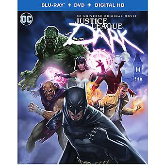 Import USA Justice League Dark [Blu-ray]