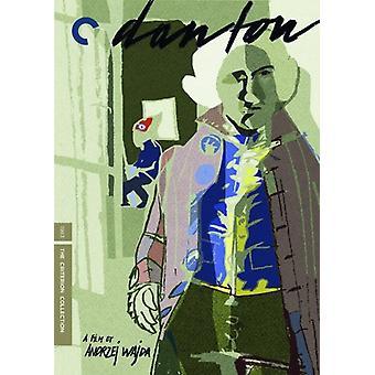 Importer des USA de Danton [DVD]
