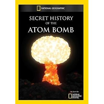 Secret History of the Atomic Bomb [DVD] USA import