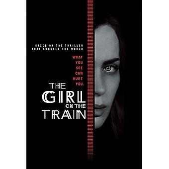 Meisje op de trein [DVD] VS importeren