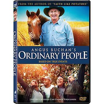 As pessoas comuns de Angus Buchan [DVD] EUA importar