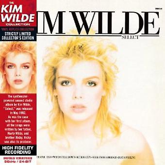 Kim Wilde - Select [CD] USA import