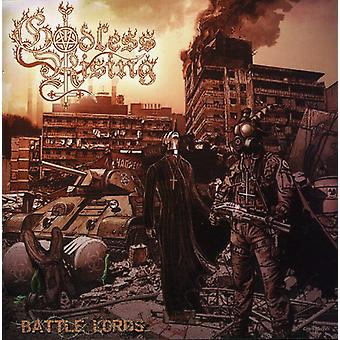Godless Rising - Battle Lords [CD] USA import