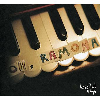 Hospital Ships - Oh Ramona [CD] USA import