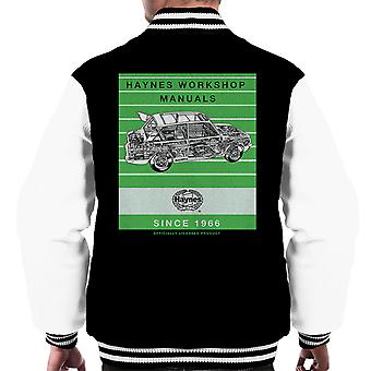 Haynes Workshop Manual Hillman IMP Sport OP B Stripe Men's Varsity Jacket