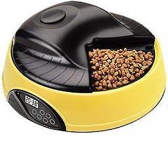 Alimentador de Pet automática PF05 (amarelo)
