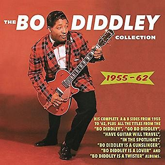 Bo Diddley - Bo Diddley collectie 1955-62 [CD] USA importeren