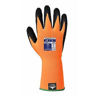 Portwest - Hi-Vis Grip handschoen (12 paar Pack)