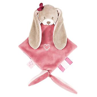 Nattou Nina, Jade & Lili- Mini Doudou Nina The Rabbit 0m+