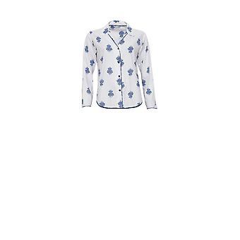 Lara White Motif Pyjama pijama Cyberjammies 3631 feminino