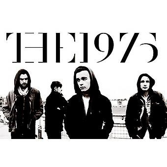 The 1975 Hoodies Poster Poster Print
