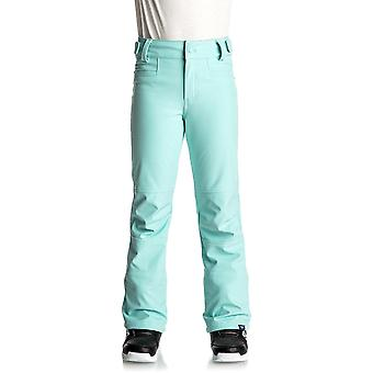 Roxy vetements filles Creek imperméable pantalon de Ski Softshell Stretch