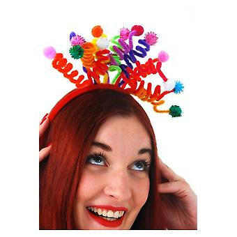 Hair accessories  Diadem carnival