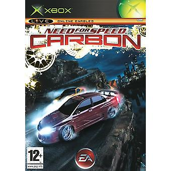 Need for Speed Carbon (Xbox) - New