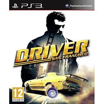 Driver San Francisco (PS3)-ny