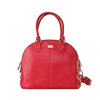 Isoki Madame Polly Red Coogee - Changing Bag