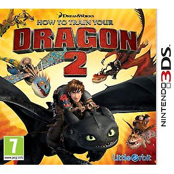 Hoe train je Dragon 2 (Nintendo 3DS)-nieuw