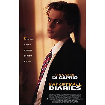 O Poster do filme Basketball Diaries (11 x 17)