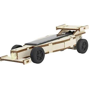 Sol Expert Rennwagen LongLife Racer F1 race zonnewagen