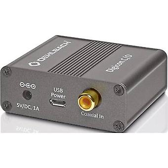 Audio/phono Converter [RCA digitaal-Toslink] Oehlbach Digicon C/O