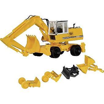 Kibri 11264 H0 Liebherr Mobile excavator A 922 incl. devices