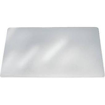 Kestävä 7112 711219 Desk pad läpinäkyvä (l x k) 530 mm x 400 mm