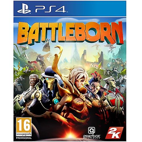 Battleborn PS4 Game