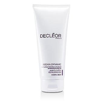 Decleor Aroma Dynamic Refreshing Gel For Legs (salon Size) - 200ml/6.7oz
